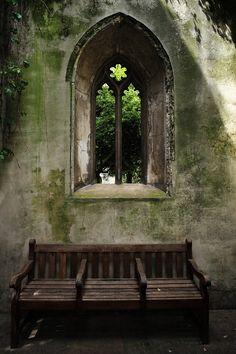 Medieval Arch, Monument, England  photo via fredmiranda