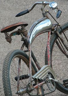 1940 Gambles Hiawatha Rat Rod Originally built by Shelby Bicycles
