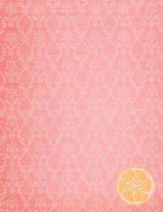 LemonDrop Stop Vintage Wallpaper Blush | Vinyl Photography Backdrops | LemonDrop Stop Photography Backdrops and FloorDrops