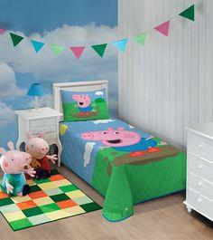 ada00401af 36 melhores imagens de Roupa de Cama Infantil Personagens ...
