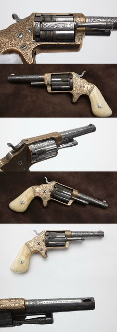 Brooklyn Firearms Co Pocket Revolver , 1853 .