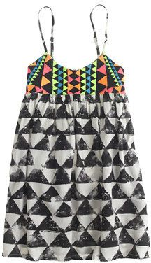 Girls' Mara Hoffman® empire dress