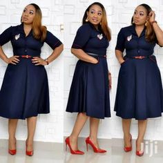 Office Clothing in Nigeria for sale ▷ Prices for Fashionable clothes on Jiji.ng ▷ Buy and sell online Office Dresses For Women, Office Outfits Women, Casual Outfits, Dresses For Work, Fashion Outfits, Clothes For Women, Office Clothing, 11 Clothing, Casual Office Wear