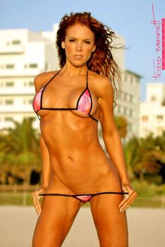 7323036a706 Micro Bikini - Micro G - 2 Piece Bikini - Todd Barrett Swimwear - 2014  Collection