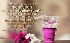 We can't change other people's mind to think positively about us. but we can educate our mind to think positively about other people Gd Morning, Quotes Indonesia, Islam, Inspire, Change, People, People Illustration, Folk