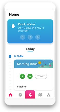 Embark on a journey to reset your habits    Fabulous is a science-based app, incubated in Duke's Behavioral Economics Lab, that will help you build healthy rituals into your life, just like an elite athlete.