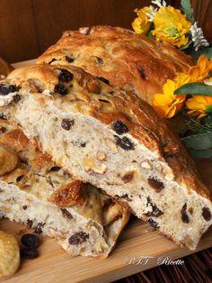 Piece Of Bread, Breakfast Cake, Sweet Bread, Original Recipe, Food Pictures, Finger Foods, Food Inspiration, Italian Recipes, Bread Recipes