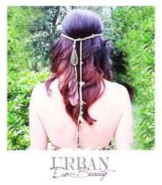 Bohemian Chic versatile accessory hair wrap by UrbanEcoBeauty, $80.00