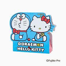 バレンタイン DORAEMON×HELLO KITTY | グッズ | サンリオ