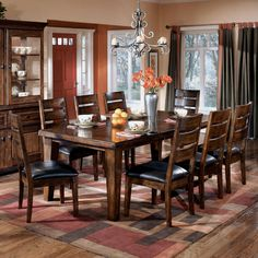 Found it at Wayfair - Kibbe Extendable Dining Table