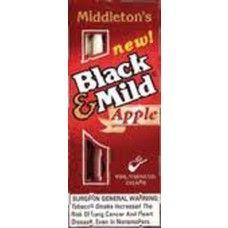 Black N Mild Apple 5 X 10, my favorites.  LCWH - littlecigarwarehouse.com Toll Free: (866) 217-0960