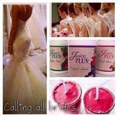 Your wedding? Someone else's? #juiceplus #weightloss #wedding #thinspiration