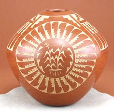 Jemez pottery direct from the Jemez Pueblo. Traditional and contemporary. Jemez Pueblo pottery. Native American Indian pottery, jewelry, rugs, kachinas. Reservation pirces.