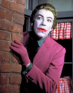 Cesar Romero as The Joker 🃏(Batman TV Series Batman Show, Real Batman, Batman Y Robin, Batman Tv Series, Batman 1966, Batman And Superman, Joker Batman, Batgirl, Catwoman