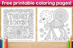 Free coloring pages by Thaneeya McArdle https://www.thaneeya.com/free-coloring-pages