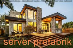 Modern canada house design with duplex house plans 25 x 40 and modern patio end table also modern exterior house numbers - Kitchen Ideas Design Villa Moderne, Modern Villa Design, Duplex House Plans, Modern House Plans, Modern Exterior, Exterior Design, Patio Design, Conception Villa, Architecture Résidentielle