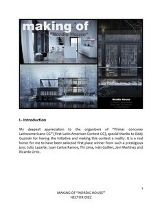 Making of Nordic House