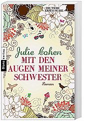 "This is a book I apparently wrote about something in German. /// Julie Cohen ""Mit den Augen meiner Schwester"" 05/2012"