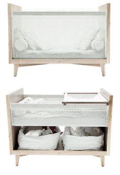 Krethaus es una marca argentina de muebles infantiles funcionales y cálidos, ideales para la habitación del bebé. Te enamorarás de todos sus productos! Bienvenida es la nueva colección de la marca y está compuesta por 3 diseños diferentes de cuna, una cama, un moisés, una cómoda, un cambiador y un mini-escritorio. Además de estos bonitos …