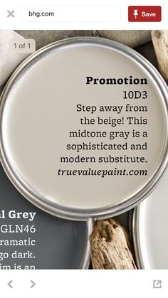 Seal grey- paints, paints, paints - Grey with warm tones Room Colors, Wall Colors, House Colors, Foyer Colors, Interior Paint Colors, Paint Colors For Home, Paint Colours, Stain Colors, Painting Tips