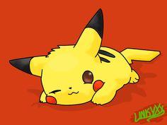 Pikachu Kawaii by LinkyXx on DeviantArt