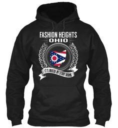 Fashion Heights, Ohio - My Story Begins