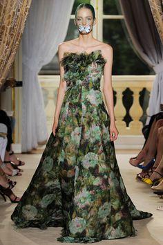 Giambattista Valli Fall 2012 Couture -oh my god!
