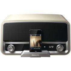 Philips Original Fm Radio Alarm Clock