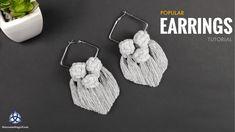 #macrameearrings #diyearrings #popularearrings #diymacrameearrings #macrameearringstutorial #howtomakeanearrings #howtomacrame #macramediy #macrametutorialforbeginners #instagramdiy #instagramjewelry #macramejewelry #diy #jewelry #earrings #macramejewelry #earringsmaking #micromacrame #micromacramejewelry #diy #macramemagicknots #craft #tutorial #nausnice #mindjuse #kakonapraviti #rucnirad Diy Thread Earrings, Macrame Earrings Tutorial, Diy Leather Earrings, Earring Tutorial, Diy Earrings, Crochet Earrings, Bracelet Tutorial, Macrame Wall Hanging Diy, Macrame Jewelry