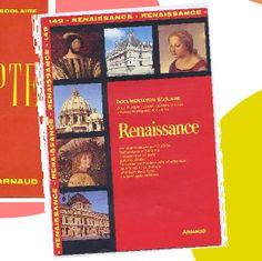Ces cahiers d'images à coller pour illustrer les cours s'achetaient en librairie. Avec eux les bonnes notes étaient garanties !