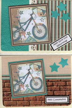 Boys Bicycle by Hunkydory