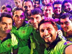 Pakistan Kit For ICC Cricket World Cup 2015
