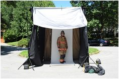 Strobist: Build a DIY Portable North Light Photo Studio lights, studio light, photo studio, light studio, light photo, north light, light tent, photo resourc, diy portabl