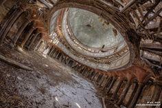Kościół Ewangelicki w Żeliszowie - Wnętrze - Foto: Wioletta Kozłowska