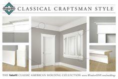 WindsorONE Classical Craftsman Moldings - craftsman - Moulding - San Francisco - WindsorONE