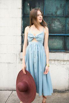 Ame este vestido