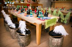 Neverland Birthday Party Ideas   Photo 8 of 61   Catch My Party