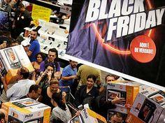Le fenomene de 'Black Friday' crece en tot le munde