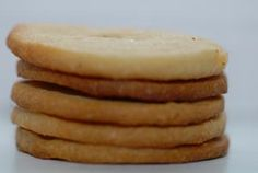 Gluten free butter cookies, try adding your own flavoring or essential oil of peppermint, orange or lemon.  Yum