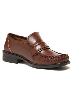 Zapatoz Slip On Shoes, http://www.snapdeal.com/product/zapatoz-brown-formal-shoes/666875409