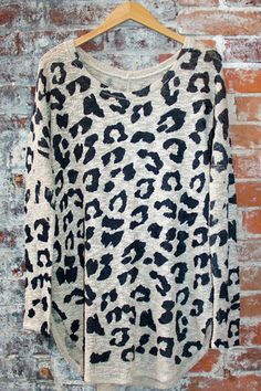 Leopard Print Tunic | UOIOnline.com: Women's Clothing Boutique