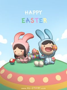 HJ-Story :: Happy Easter