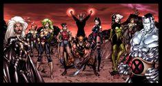 X-Men by Jim Lee, My tribute. by ~iergoth on deviantART