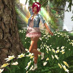 Spring Bling! Fresh Fashion Photo Contest  by   Vertige