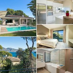 Luxury Real Estate Search finds new construction in Roquebrune-Cap-Martin #France with 4 bedrooms, 4 bathrooms in 2,131 square feet of living space on a 12,002 square foot lot #View  #terrace #pool listed by Beauchamp Estates offered at €5,900,000 #luxury #realestate #LuxuryHomes #luxuryrealestatesearch