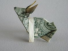 Bunny Dollar Origami Ideas