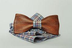 wooden bow tie, wooden bowtie, bowties for men, Groomsmen Bow Tie, Handmade tie…