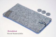 Handytasche Handyhülle iPhonetasche iPhonehülle von AnnaRosenschoen