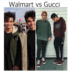 I mean, It's kinda true, but the Dobre twins are okay
