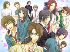 Image result for pics of anime hakuouki